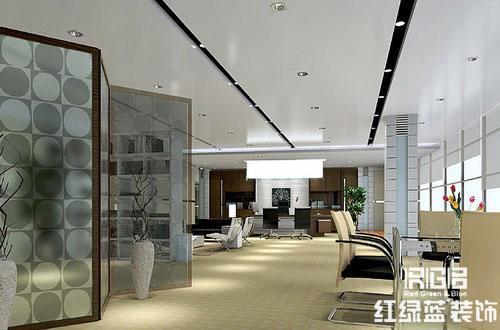 高管办公室设计方案_经理办公室设计方案--北京红绿蓝
